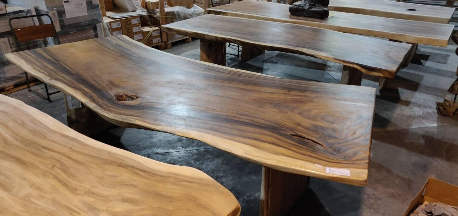 Table Basse Avec Souche D Arbre table tronc d'arbre en bois exotique massive exotique pièce
